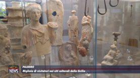 Migliaia di visitatori, ieri, nei siti culturali della Sicilia