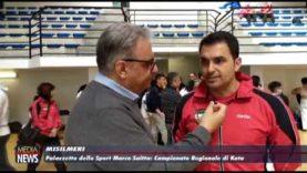 Misilmeri – Palazzetto dello Sport Marco Saitta: Campionato Regionale di KATA