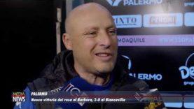Nuova vittoria dei rosa al Barbera, 2-0 al Biancavilla