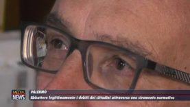 Palermo. Abbattere legittimamente i debiti dei cittadini attraverso uno strumento normativo