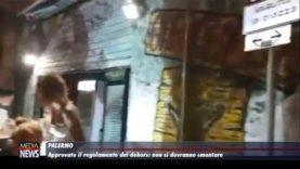Palermo. Approvato il regolamento dei dehors: non si dovranno smontare