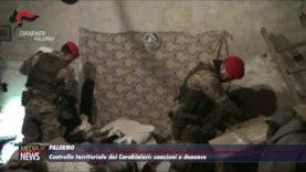 Palermo. Controllo territoriale dei Carabinieri: sanzioni e denunce