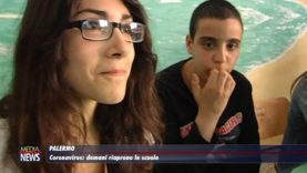 Palermo. Coronavirus: domani riaprono le scuole