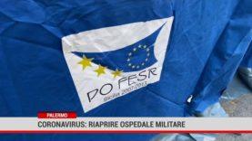 Palermo. Coronavirus: riaprire ospedale militare