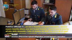 Palermo. Corruzione all'Assessorato regionale all'Agricoltura, arrestati funzionari ed imprenditori