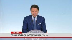 Palermo. Cosa prevede il decreto Cura Italia