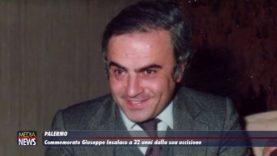 Palermo. Il ricordo di Giuseppe Insalaco a 32 anni dalla sua scomparsa