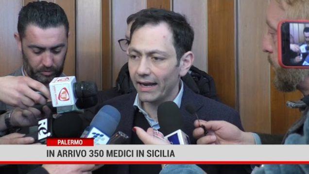 Palermo. In arrivo 350 medici in Sicilia