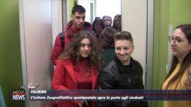 Palermo. L'istituto Zooprofilattico Sperimentale della Sicilia apre le  porte agli studenti