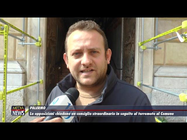"""Palermo. Operazione """"Giano bifronte"""". L'opposizione chiede Consiglio comunale straordinario"""