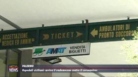 Palermo. Ospedali siciliani, arriva il vademecum contro il coronavirus