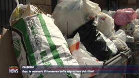 Palermo. Rap: in aumento il fenomeno della migrazione dei rifiuti