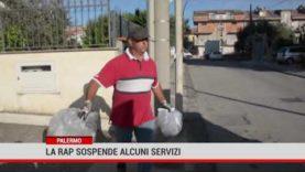 Palermo. RAP sospende alcuni servizi