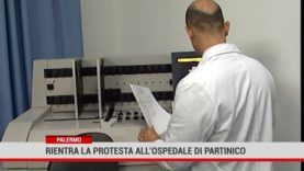 Palermo. Rientra la protesta all'Ospedale di Partinico