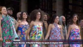 Palermo. Teatro Massimo. Il Parsifal di Wagner apre la stagione 2020