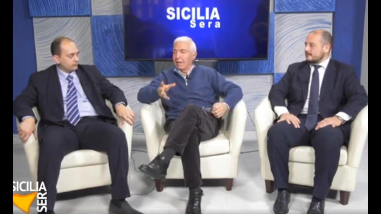 SICILIA SERA 04/03/20 – Ospiti il dott. Giovanni Cascio INGURGIO e l'avv. Alessandro SAVOCA