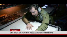 Sigonella. Due militari positivi all'aeroporto militare