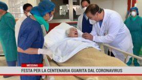 A Messina, festa per la centenaria guarita dal coronavirus