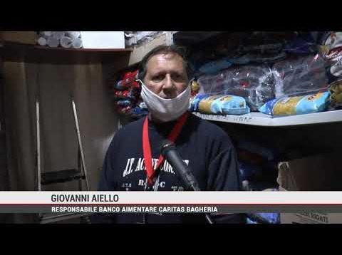 Bagheria. L'impegno della Caritas durante l'emergenza