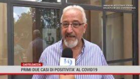 Casteldaccia:  primi due casi di positività al covid 19