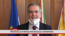 Catania. Protocollo d'intesa per Bicocca e Interporto