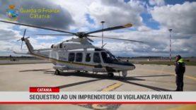 Catania. Sequestro ad un imprenditoredi vigilanza privata
