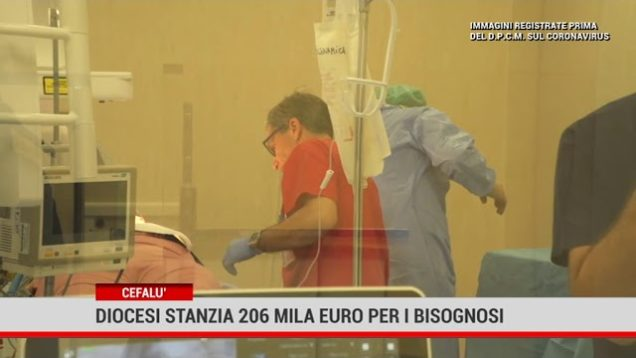 Cefalù. Diocesi stanzia 206 mila euro per i bisognosi