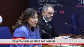 """Confcommercio lancia """"Sos impresa"""""""