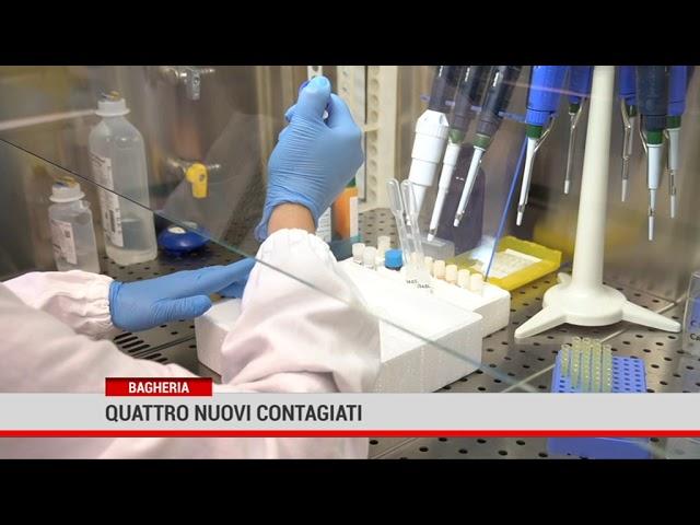 Coronavirus. A Bagheria quattro nuovi contagiati