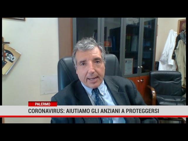 Coronavirus, aiutiamo gli anziani a proteggersi