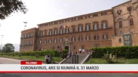 Coronavirus, Ars si riunirà il 31 marzo