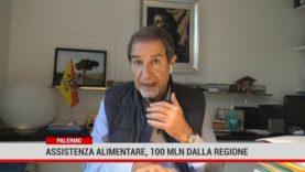 Coronavirus: la Regione Siciliana stanzia 100 milioni di euro per le famiglie disagiate