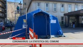 Coronavirus: la statistica del Comune di Palermo