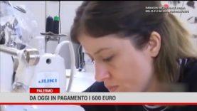 Da oggi in pagamento i 600 euro