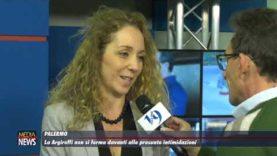 Danneggiata l'auto del consigliere comunale di Palermo Giulia Argiroffi