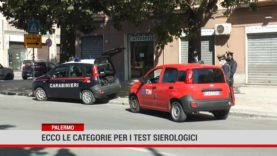 Ecco le categorie per i test sierologici