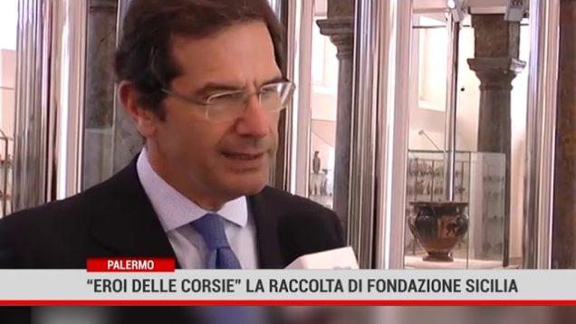 """""""Eroi delle corsie"""", la campagna  di Fondazione Sicilia"""