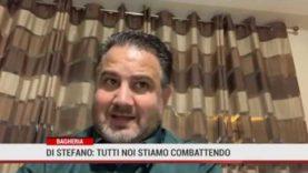 Gino Di Stefano: Tutti noi stiamo combattendo