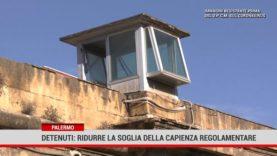 """Il garante dei detenuti:""""Sfoltire le celle in Sicilia"""""""