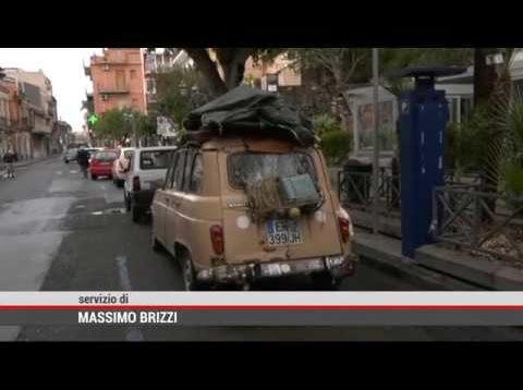 Il sindaco De Luca al porto di Messina per controllare gli sbarchi