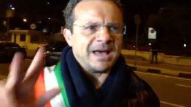 Il Sindaco di Messina Cateno De Luca ferma gli sbarchi al Porto