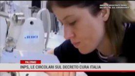 Inps, le circolari sul decreto Cura Italia