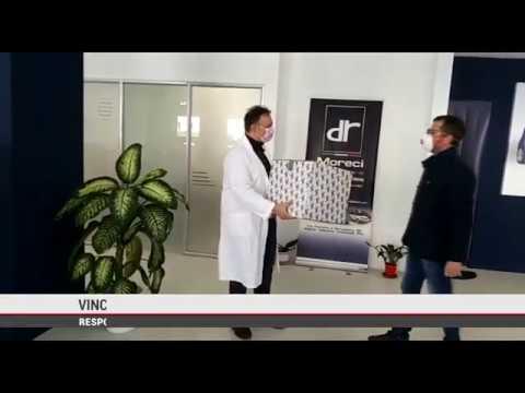 La DR Automobili di Termini Imerese dona maschere per terapia subintensiva