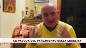 La Pasqua del Parlamento della legalità