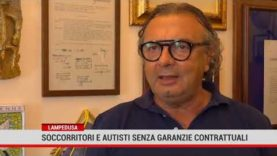 Lampedusa. Soccorritori e autisti senza garanzie contrattuali