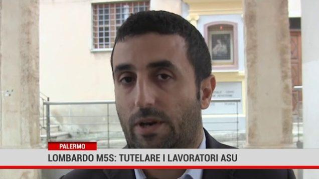 Lombardo M5S: tutelare i lavoratori ASU