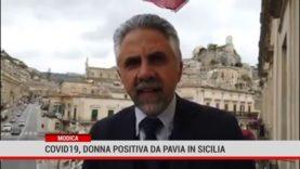 Modica. Covid19, donna positiva da Pavia in Sicilia
