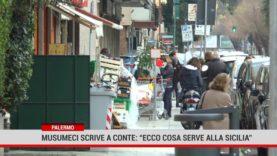 """Musumeci scrive a Conte: """"Ecco cosa serve alla Sicilia per ripartire"""""""