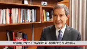 Normalizzato il traffico sullo stretto di Messina