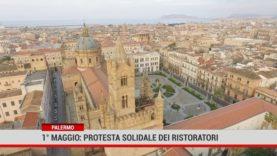 Palermo. 1 maggio: protesta soldiale dei ristoratori